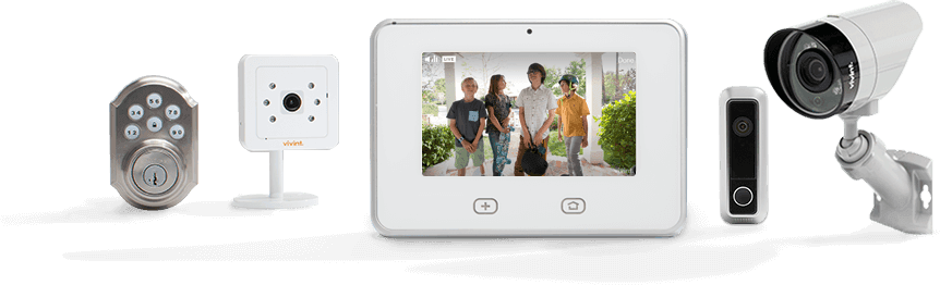 Vivint Smart Control Home Automation And Security Packages