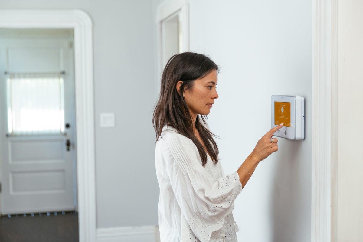 Vivint Smart Home Alarm